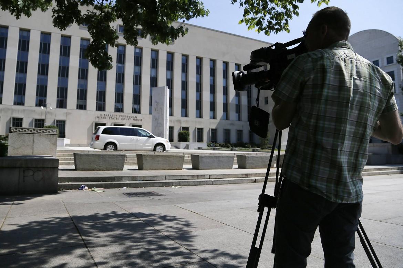 I media usa aspettano l'arrivo di Khattala a Washington