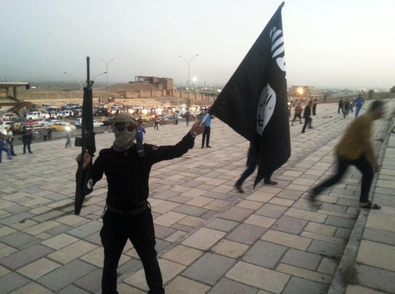 Miliziani dell'Isil