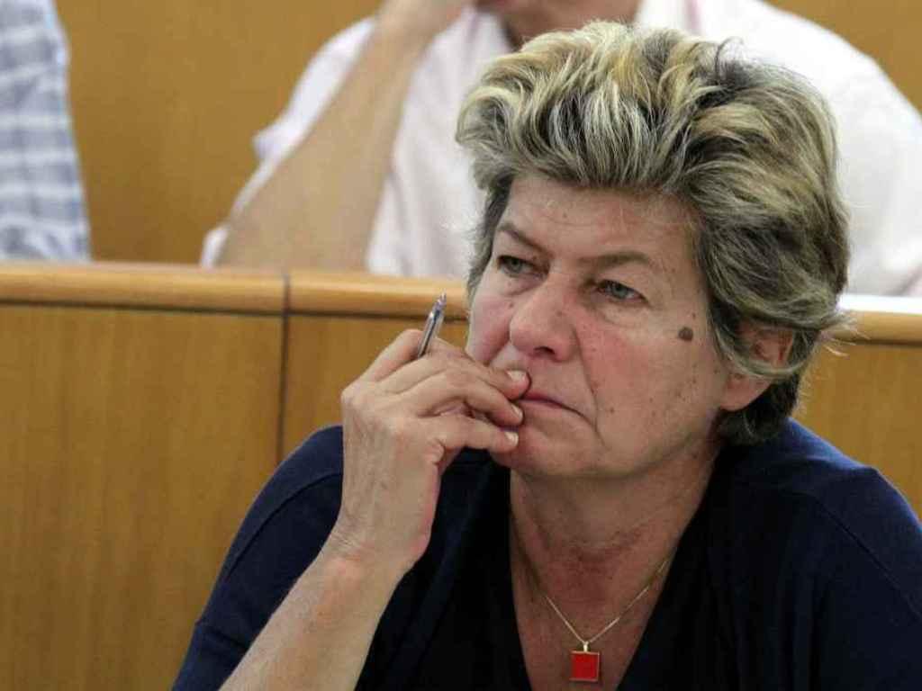 La segretaria generale Cgil Susanna Camusso
