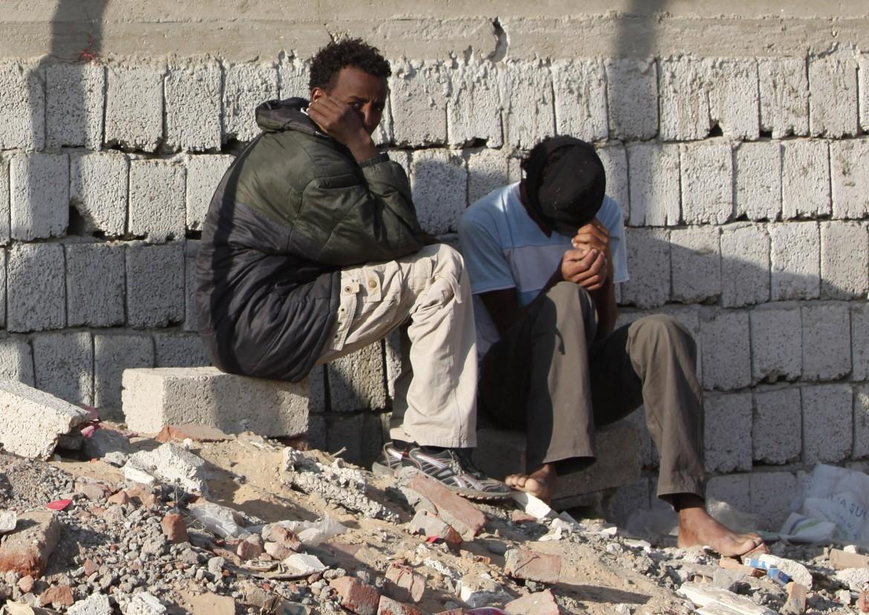 Immigrati nel Sinai, Egitto