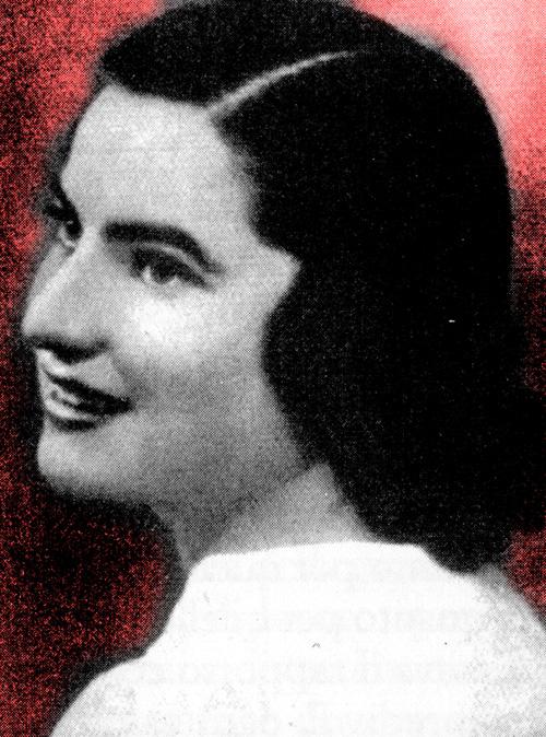 La partigiana Gianna, vero nome Giuseppina Tuissi