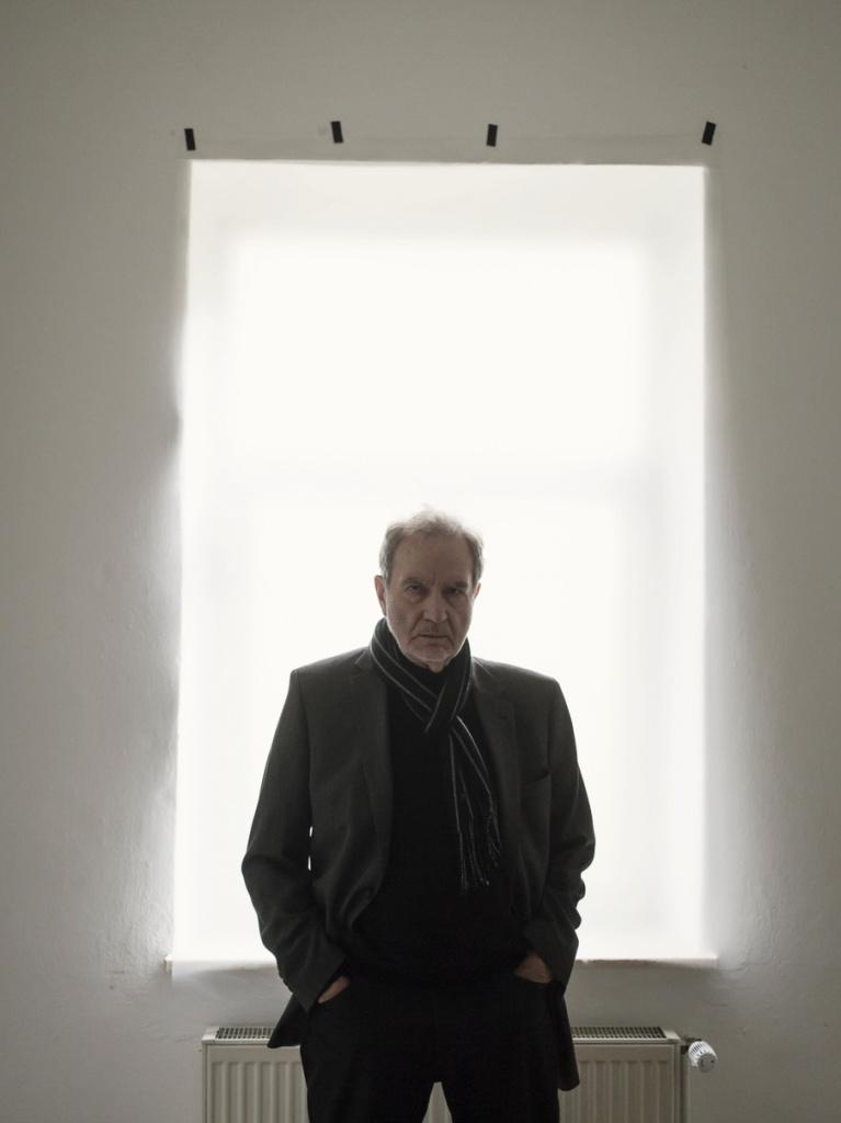 Il regista Edgar Reitz