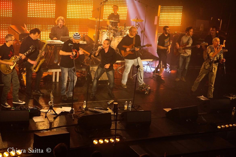 Blindosbarra sul palco (foto Saitta)