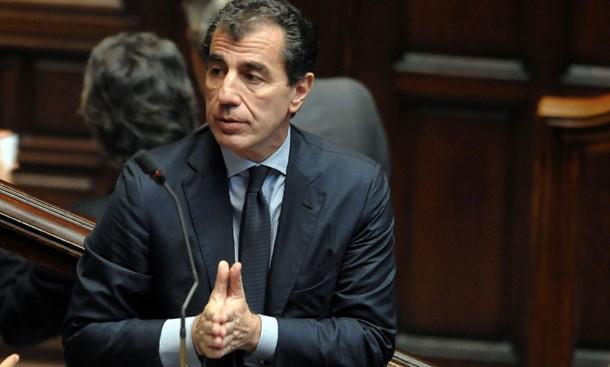 L'ex deputato Pdl Marco Milanese