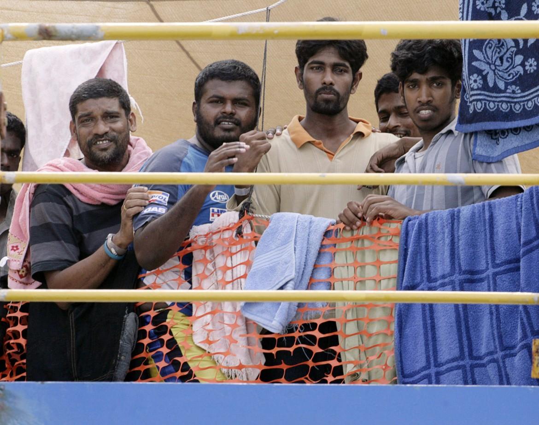 Australia, immigrati dallo Sri Lanka