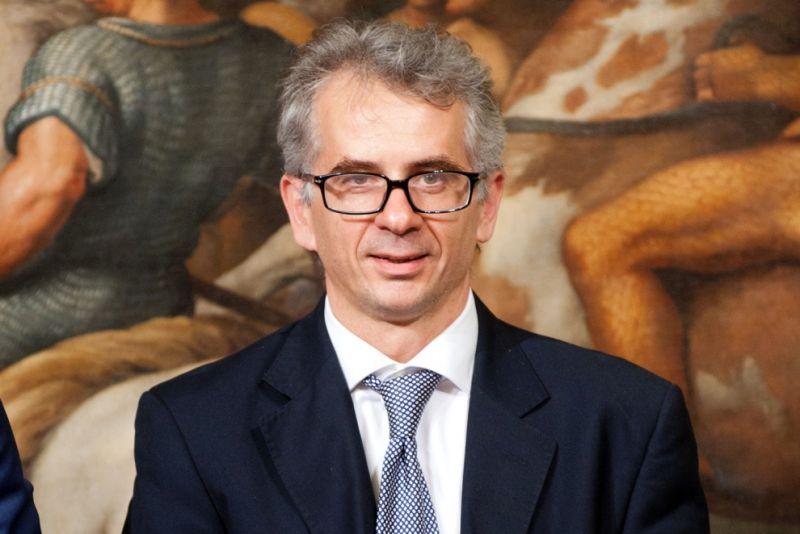 Il sottosegretario alla giustizia Cosimo Ferri