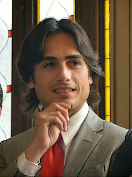 Giuseppe Falcomatà, vincitore delle primarie per il candidato sindaco di Reggio Calabria