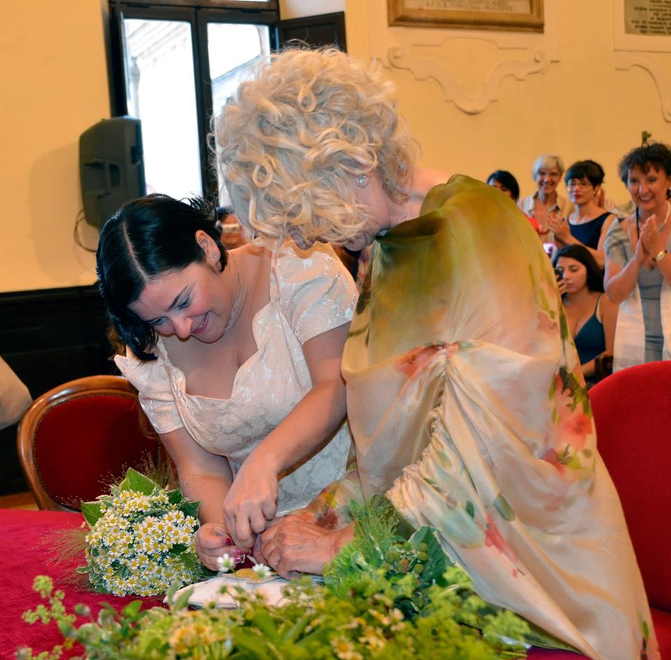 Il matrimonio a Ravenna