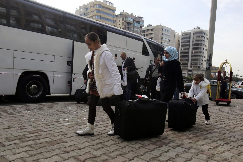 Rifugiati siriani in Germania