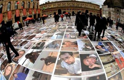 Bologna 2006, la protesta dei ricercatori precari