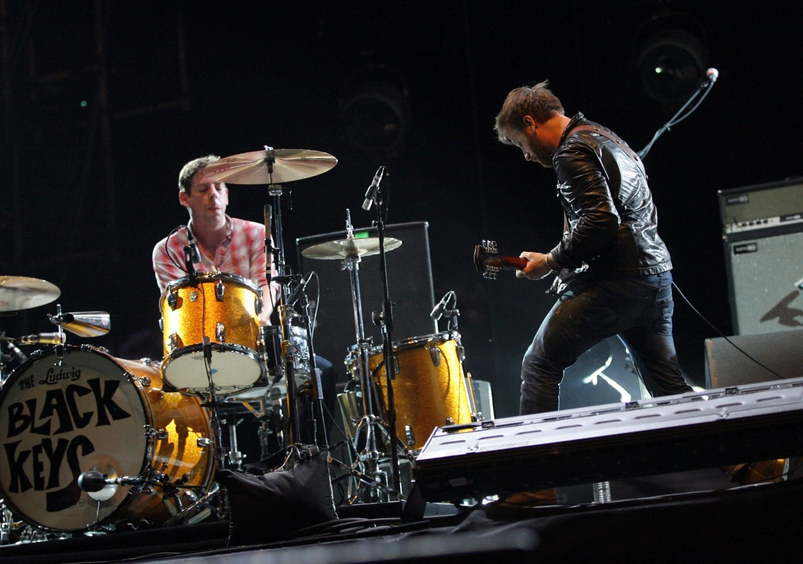 The Black Keys in concerto