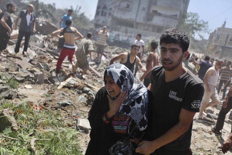 Gli effetti dell'offensiva israeliana contro Gaza