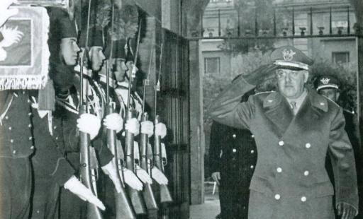 Il generale Giovanni De Lorenzo