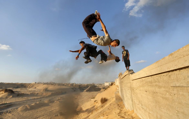 Gaza, agosto 2014