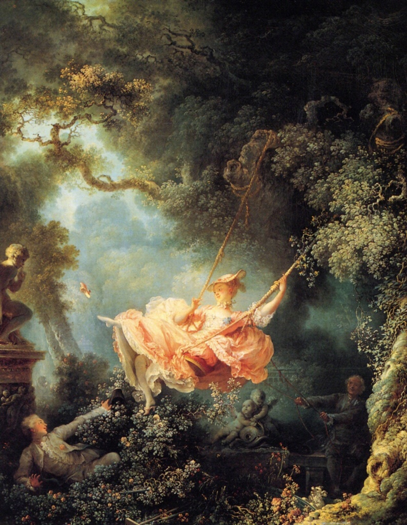 Swing (Fragonard, 1767 circa)