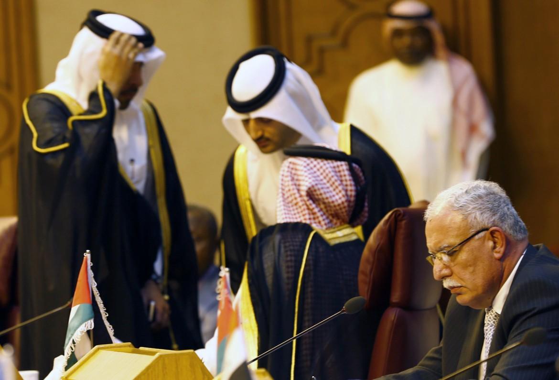 L'incontro della lega araba