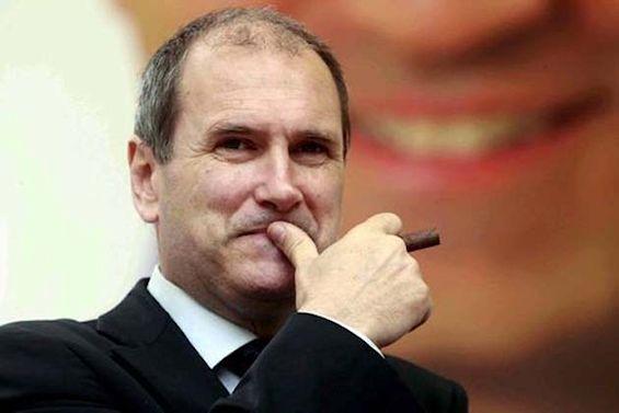 Paolo Ferrero, segretario del Prc