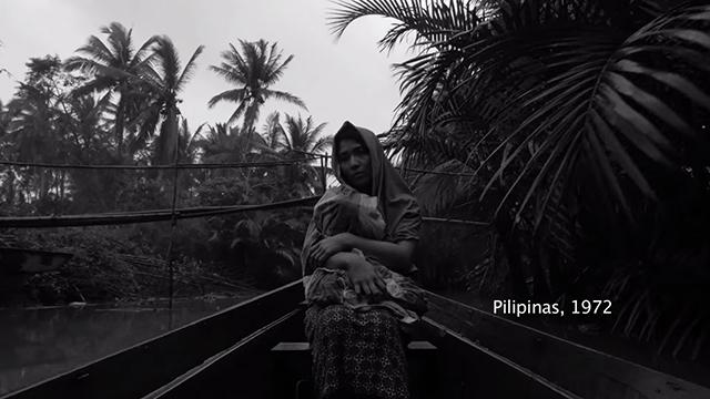 una scena tratta dal film di Lav Diaz Mula sa kung ano ang noon