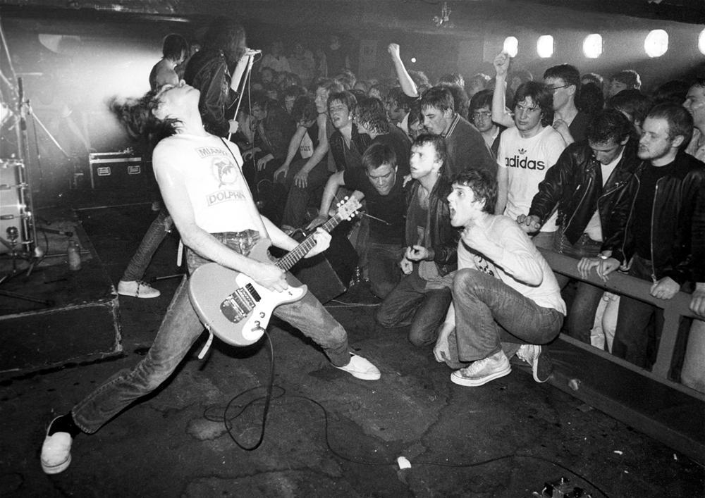 I Ramones dal vivo