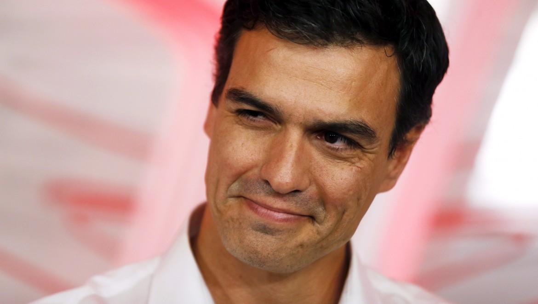 Pedro Sánchez, nuovo segretario del Psoe