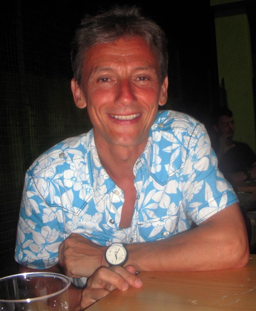 Paolo Serazzi, per una sera con i BEP a Collisioni