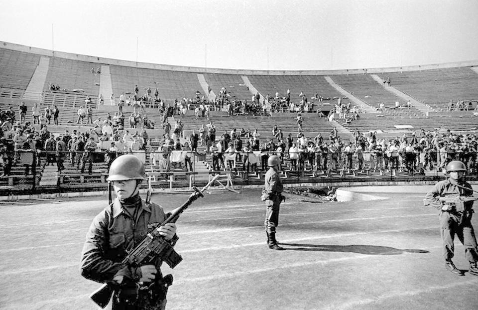 Estadio National de Chile