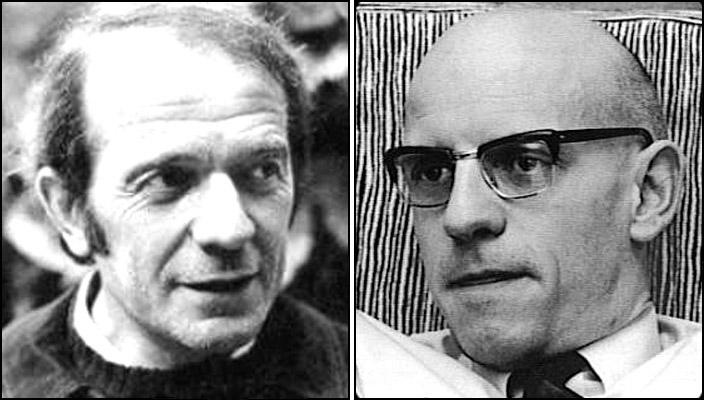 Gilles Deleuze, Michel Foucault