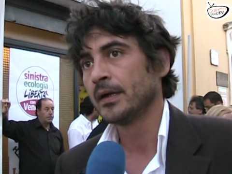 Nicola Fratoianni, coordinatore nazionale di Sel