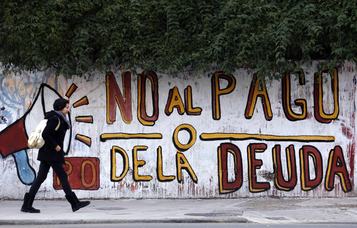 Murale a Buenos Aires