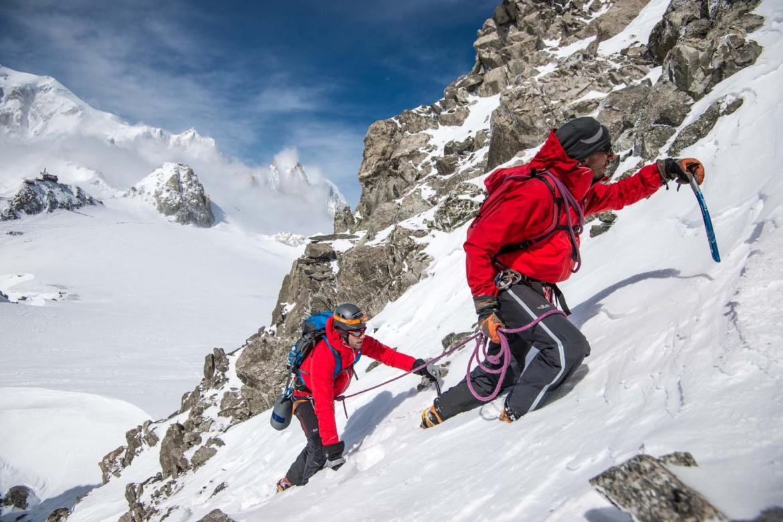 Scalata del Monte Bianco