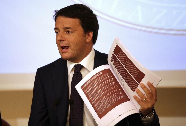 Matteo Renzi e il programma dei mille giorni