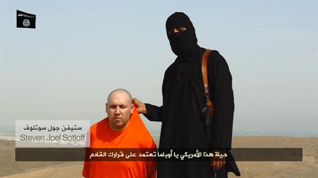 Il secondo giornalista statunitense in mano all'Isis, Sotloff