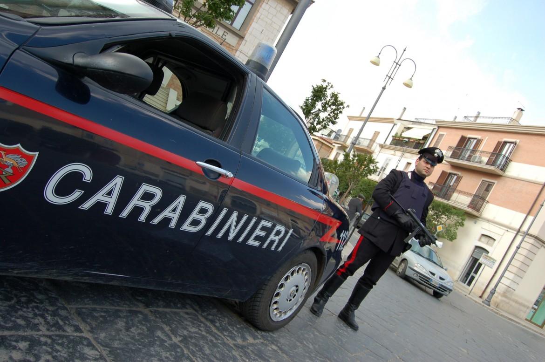 Le indagini dei carabinieri sulla coop Serinpar