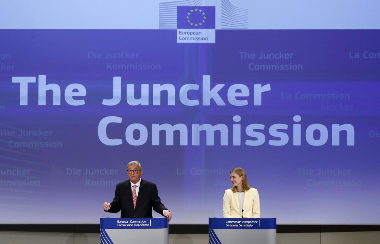 Jean-Claude Juncker svela i nuovi commissari europei