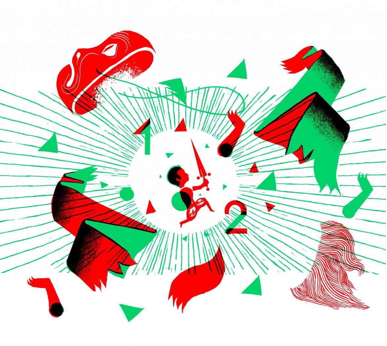 Illustrazione di Raphaël Urwiller tratta da