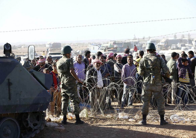 Profughi siriani in Turchia