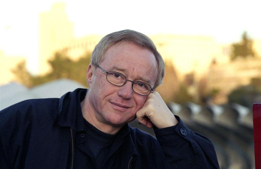 Lo scrittore David Grossman