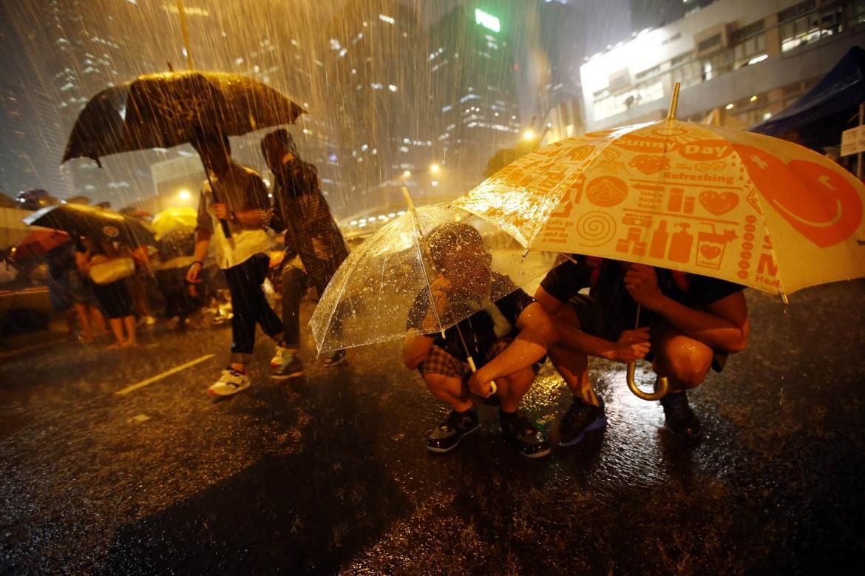 Hong Kong, 30 settembre 2014