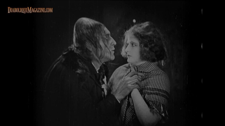 Una scena tratta da «Dottor Jekill e Mister Hide» diretto da John Robertson