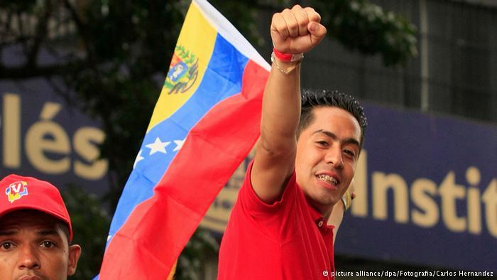 Venezuela, il deputato Robert Serra