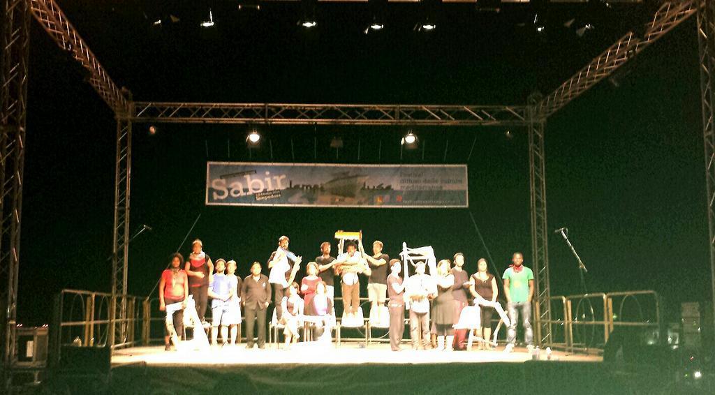 Il concerto di apertura del festival Sabir a Lampedusa