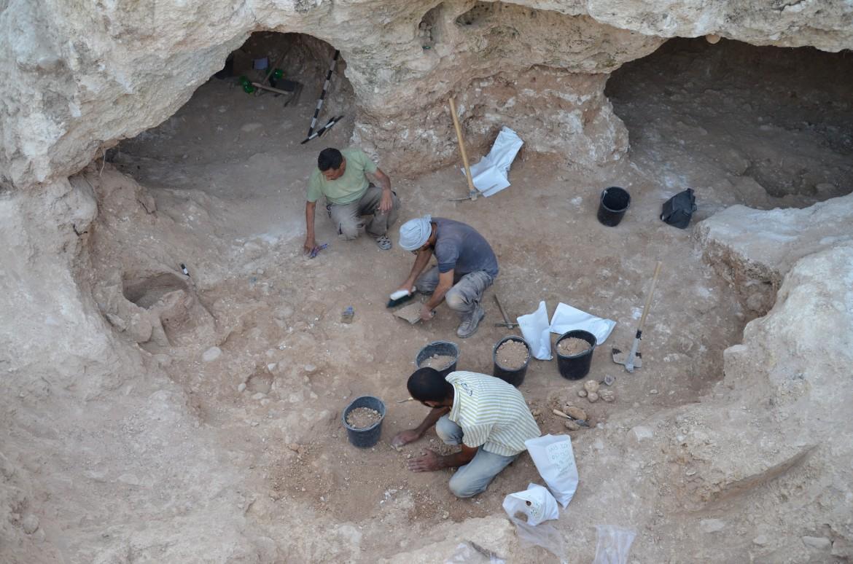 Gli scavi di Sebaste