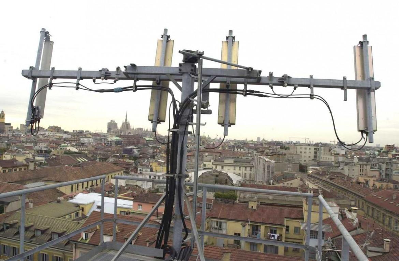 Antenne del digitale terrestre