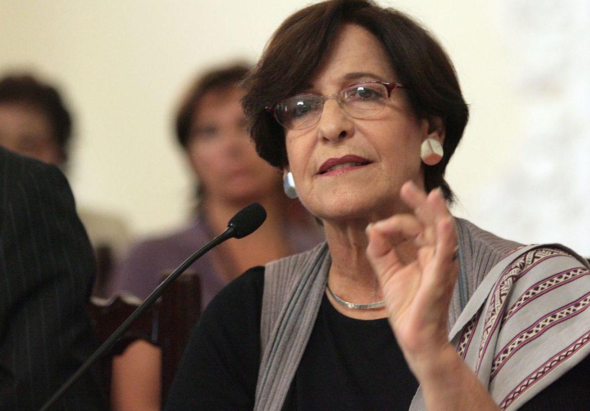 Perù, la sindaca di Lima Susana Villaran