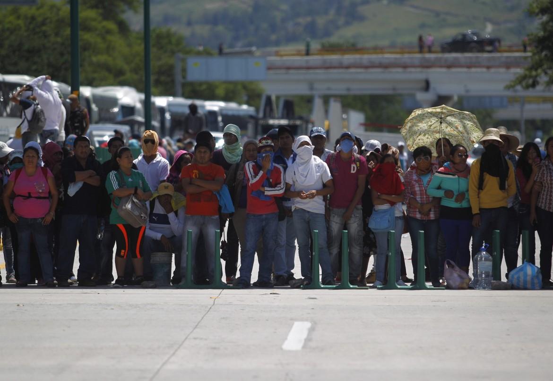 Le manifestazioni in Messico