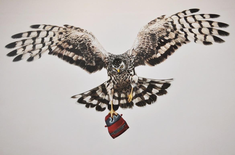 «Revenge at Sandringham» di Jeremy Deller  (pad. britannico,  Biennale Venezia 2013)