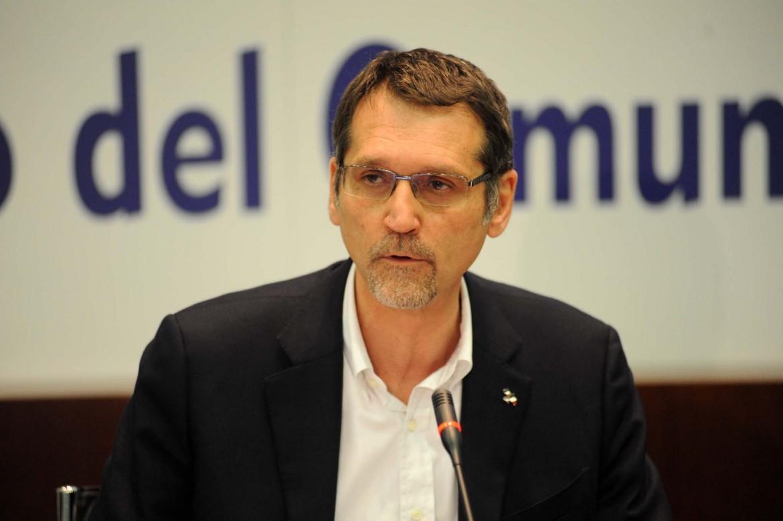 Il sindaco di Bologna Virginio Merola