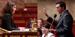 BnJm8ofu-t-xN1lxlpPGszl72eJkfbmt4t8yenImKBVvK0kTmF0xjctABnaLJIm9 La vicepresidente socialista dell'Assemblée Nationale, Sandrine Mazetier, e il deputato Julien Aubert (UMP).