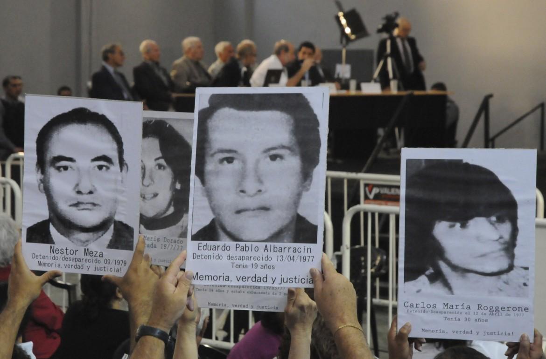 Argentina, desaparecidos