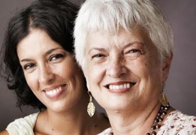 Mariella Gramaglia e la figlia Maddalena Vianello